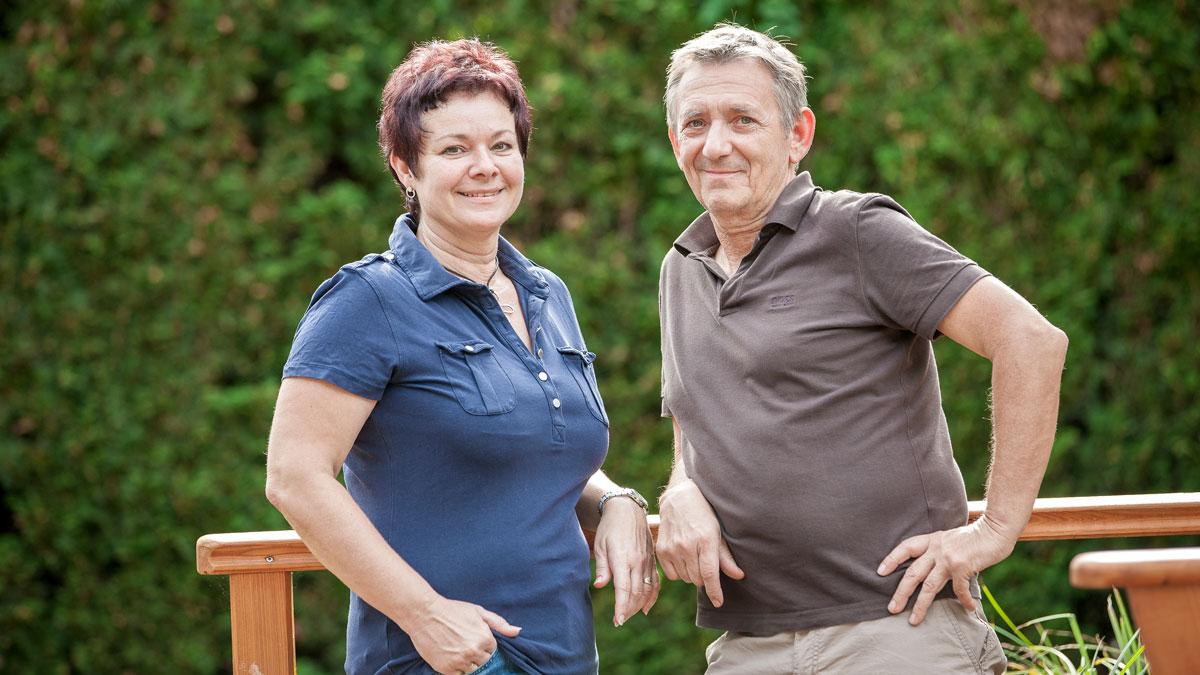 Gerlinde & Franz Hofbauer